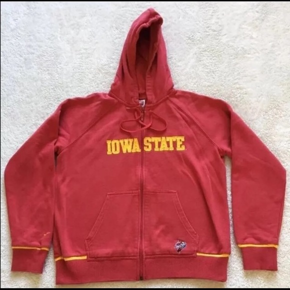 Nike Other - Iowa State Cyclones Hoodie Jacket Youth Large
